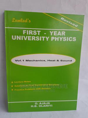 First Year University Physics   Books & Games for sale in Lagos State, Yaba