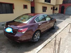 Honda Accord 2008 2.0i-Vtec Executive Red | Cars for sale in Lagos State, Ifako-Ijaiye