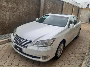 Lexus ES 2010 350 White | Cars for sale in Abuja (FCT) State, Gwarinpa