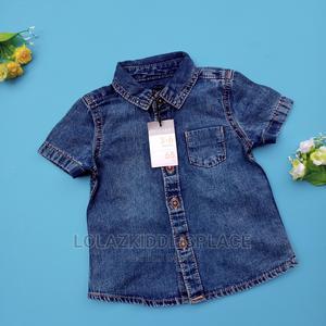 PRIMARK Denim Shirt | Children's Clothing for sale in Rivers State, Port-Harcourt