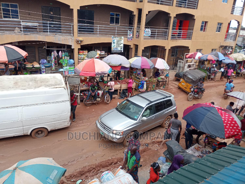 Standard Shop for Rent at Ipaja Market