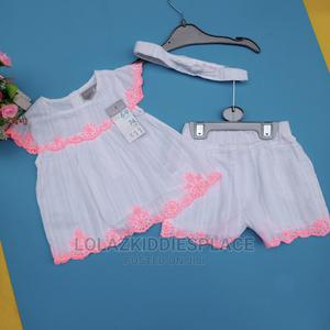 PRIMARK Baby Girls 3pc Set | Children's Clothing for sale in Rivers State, Port-Harcourt