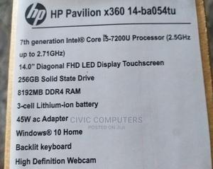 New Laptop HP 6GB Intel Core I5 SSD 256GB   Laptops & Computers for sale in Lagos State, Ikeja