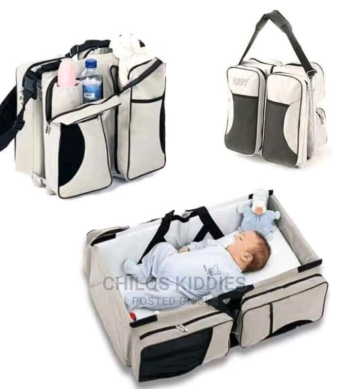 Baby Bag Bed With Net