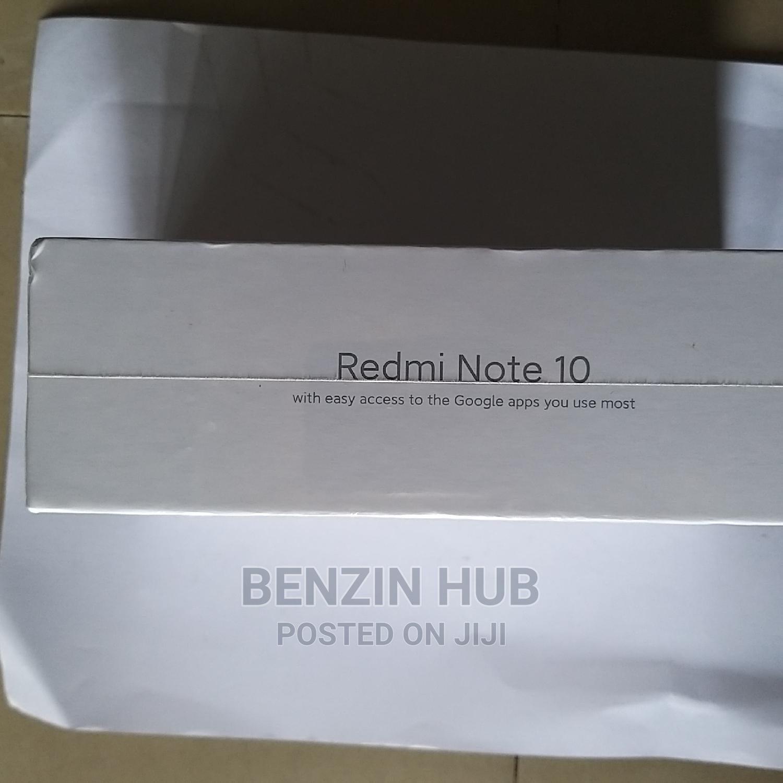 Archive: New Xiaomi Redmi Note 10 128 GB Black