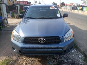 Toyota RAV4 2007 Sport Blue   Cars for sale in Lagos State, Isolo