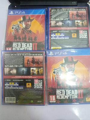 Promo Red Dead Redemption 2. | Video Games for sale in Abuja (FCT) State, Wuse 2
