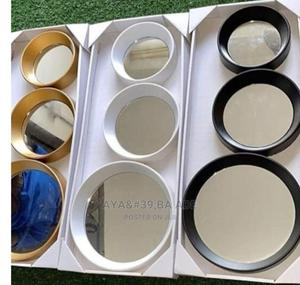 3 in 1 Decorative Mirrors   Home Accessories for sale in Lagos State, Ifako-Ijaiye