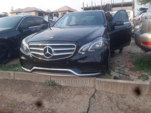 Mercedes-Benz E350 2015 Black | Cars for sale in Abuja (FCT) State, Central Business Dis