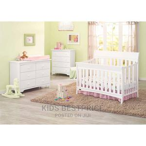 Graco Rory Convertible Cot Bed Baby Crib | Children's Furniture for sale in Lagos State, Ogba