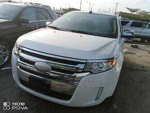 Ford Edge 2013 White | Cars for sale in Lagos State, Apapa