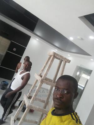 Black Stretch Ceiling   Building & Trades Services for sale in Lagos State, Ajah
