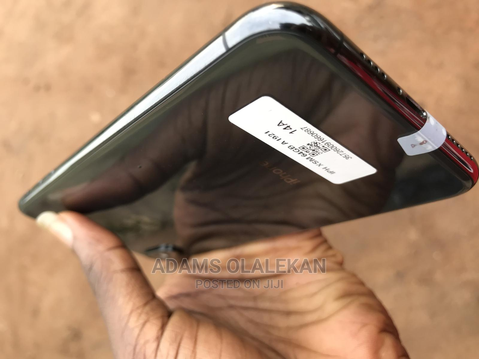 Apple iPhone XS Max 64 GB Gray | Mobile Phones for sale in Ijebu Ode, Ogun State, Nigeria