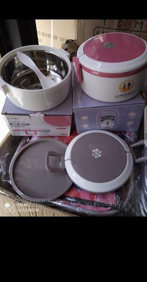 Quality Lunch Box | Kitchen Appliances for sale in Lagos State, Ojodu