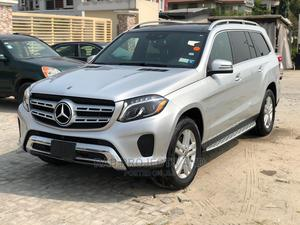 Mercedes-Benz GLS-Class 2019 GLS450 4MATIC Silver | Cars for sale in Lagos State, Ikeja
