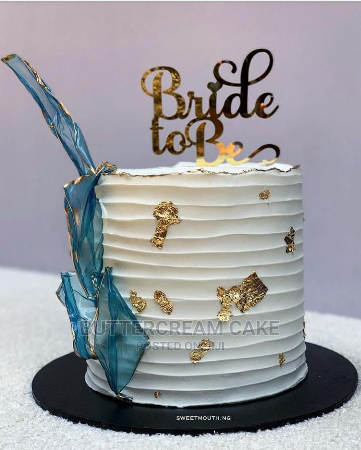 Bridal Shower Cake and Birthday Cakes (Sweet Month Designs)