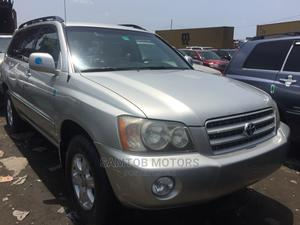Toyota Highlander 2003 Silver   Cars for sale in Lagos State, Apapa