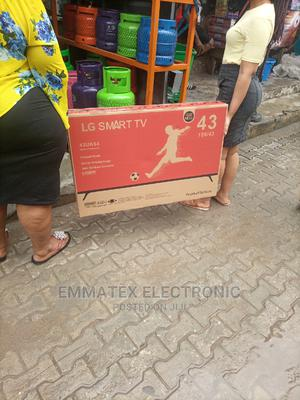 LG Smart TV 43 Inches   TV & DVD Equipment for sale in Lagos State, Ajah