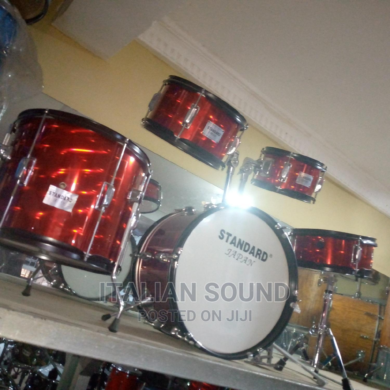 Standard Drum 5 Pieces
