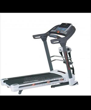 American Fitness 2.5hp Treadmill With Massager | Sports Equipment for sale in Lagos State, Surulere