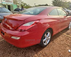 Toyota Solara 2007 Red | Cars for sale in Abuja (FCT) State, Katampe