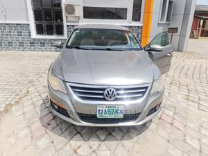 Volkswagen CC 2010 2.0 Luxury Gray | Cars for sale in Lagos State, Ajah