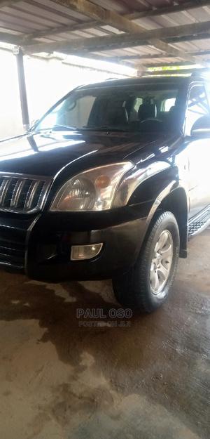 Toyota Land Cruiser Prado 2006 GX Black   Cars for sale in Oyo State, Oyo