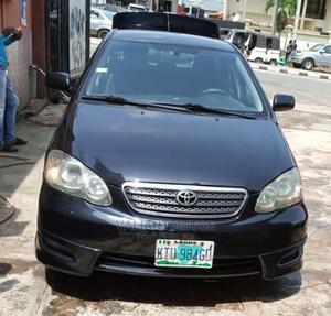 Toyota Corolla 2007 Black | Cars for sale in Lagos State, Ojodu