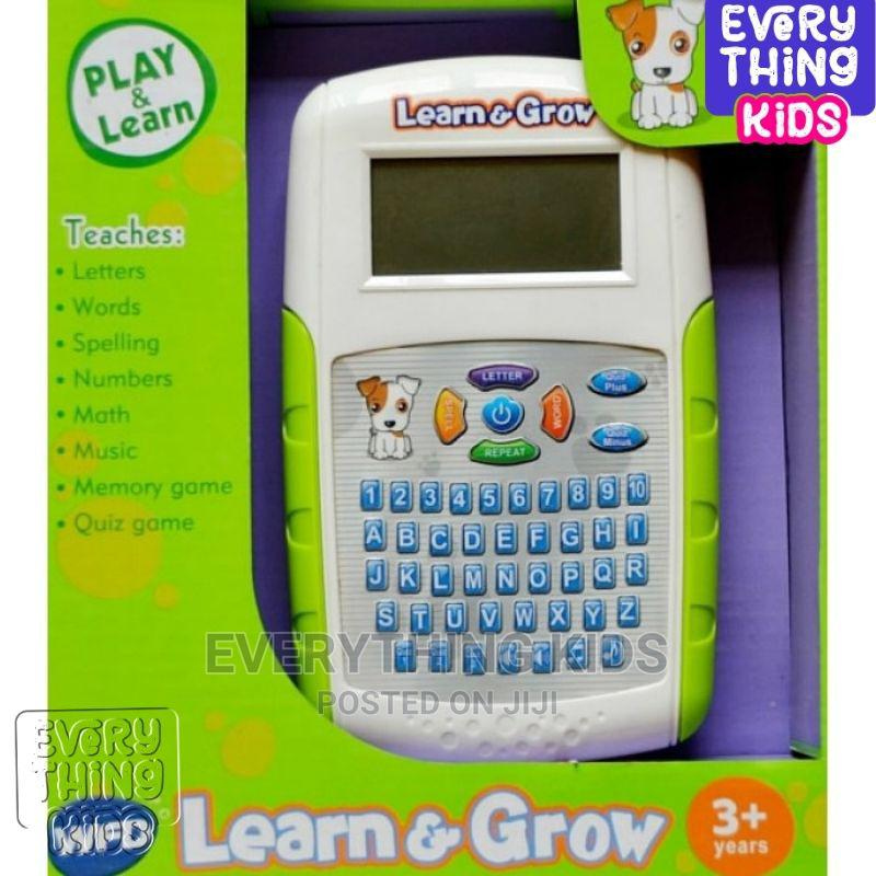 Archive: Learn & Grow My First Tablet Baby Toy