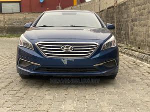 Hyundai Sonata 2017 Blue | Cars for sale in Lagos State, Lekki