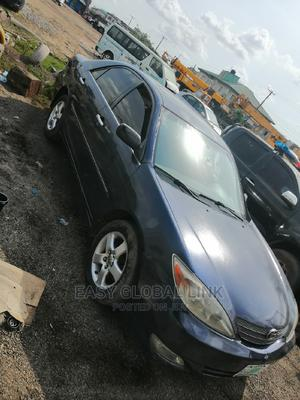 Toyota Camry 2002 Blue   Cars for sale in Lagos State, Ojodu