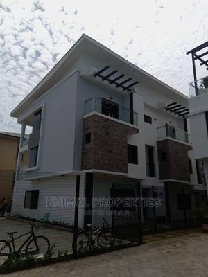 Brand New 4bedroom Terrace Duplex With BQ at Osborne Phase 1 | Houses & Apartments For Sale for sale in Lagos State, Ikoyi