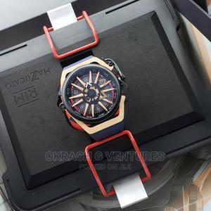 Mazukato Rubber Strap Watch | Watches for sale in Lagos State, Lagos Island (Eko)