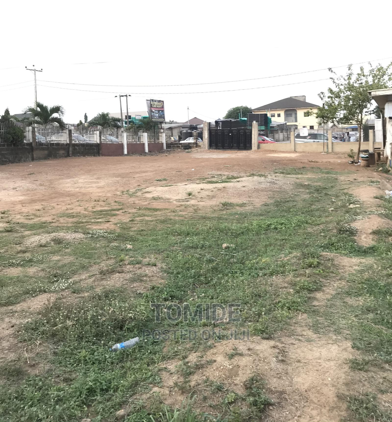 Commercial Land For Lease In A Good Location | Land & Plots for Rent for sale in Ibadan, Oyo State, Nigeria