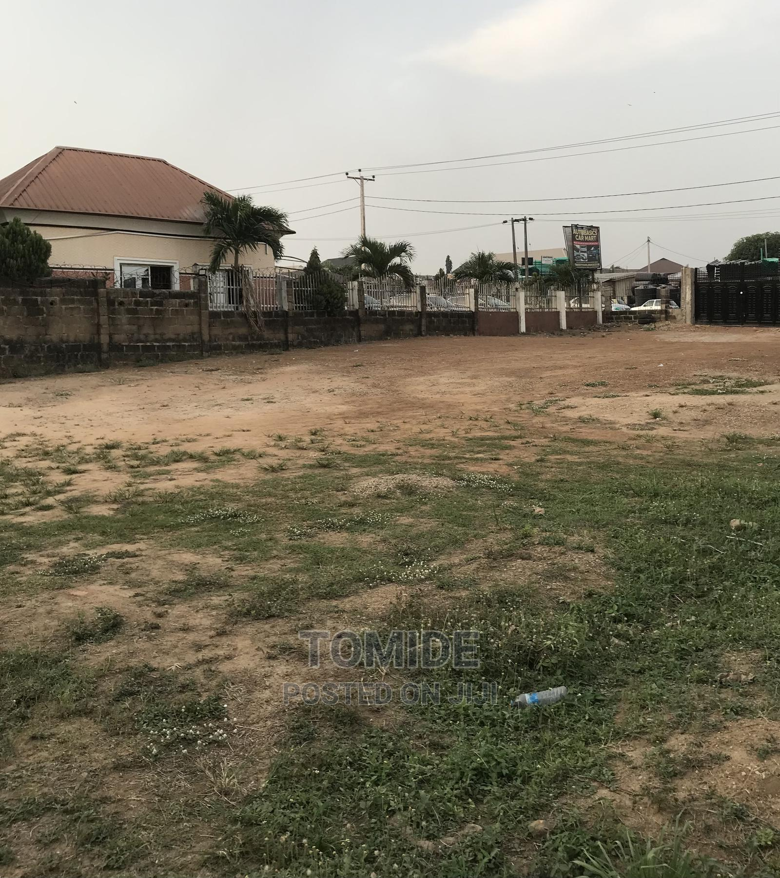 Commercial Land For Lease In A Good Location