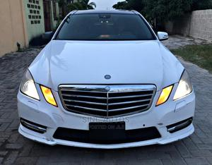 Mercedes-Benz E350 2011 White | Cars for sale in Lagos State, Lekki