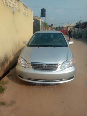 Toyota Corolla 2008 1.8 LE Silver | Cars for sale in Lagos State, Amuwo-Odofin