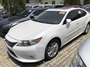 Lexus ES 2014 White   Cars for sale in Lagos State, Ikeja