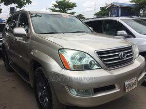Lexus GX 2005 470 Sport Utility Gold   Cars for sale in Lagos State, Apapa