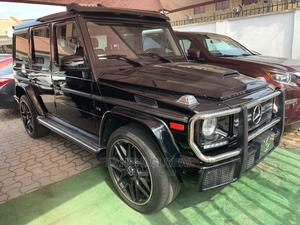 Mercedes-Benz G-Class 2016 Base G 550 AWD Black | Cars for sale in Lagos State, Ikeja