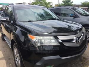 Acura MDX 2008 Black | Cars for sale in Lagos State, Apapa