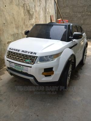 Uk Used Quality Licensed Range Rover 12V Ride on SUV | Toys for sale in Lagos State, Surulere
