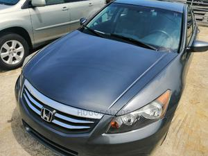 Honda Accord 2012 Gray | Cars for sale in Rivers State, Port-Harcourt