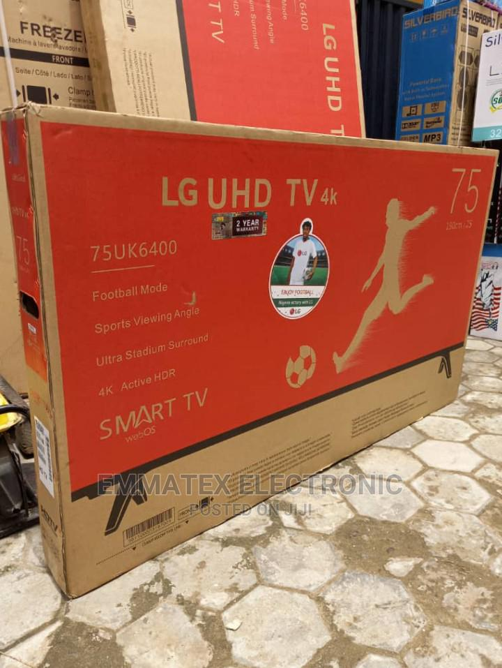 LG UHD Smart 75 Inches 4k Television