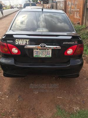 Toyota Corolla 2005 Black   Cars for sale in Enugu State, Enugu