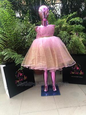 Pink Ball Dress   Children's Clothing for sale in Lagos State, Lekki