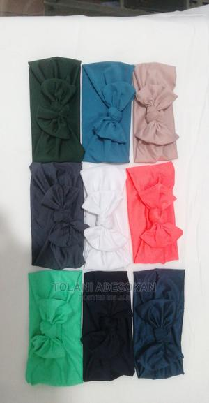 Girls Top Know Bow Headband | Babies & Kids Accessories for sale in Lagos State, Ajah
