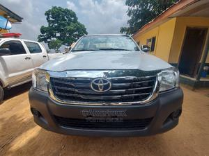 Toyota Hilux 2009 2.7 VVT-i 4X4 SRX White   Cars for sale in Rivers State, Port-Harcourt