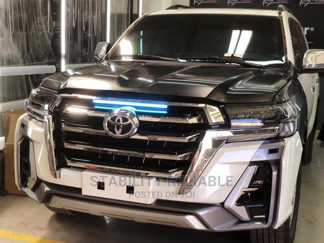 Toyota Land Cruiser 2015 Upgraded to 2021 Models