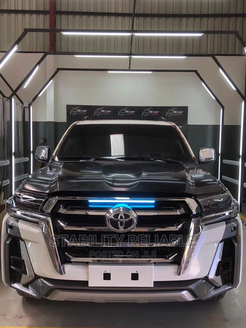 Toyota Land Cruiser 2015 Upgraded to 2021 Models | Vehicle Parts & Accessories for sale in Victoria Island, Lagos State, Nigeria